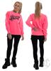 eXc Braaap Sweatshirt, Neon Pink