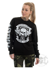 eXc Moto Club Sweatshirt Unisex, Black