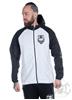 eXc Logo Runner Jacket Unisex, Black N White