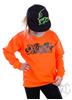 eXc eXtremeclothing Kids Sweatshirt, Neon Orange