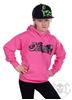 eXc eXtremeclothing Kids Hoodie, Pink