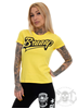 eXc Braaap Tee, Yellow