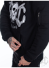 eXc Kevlar Bomber Sweatshirt, Black