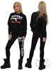 Rebel For Life Defend Your Family Unisex Sweatshirt, Black