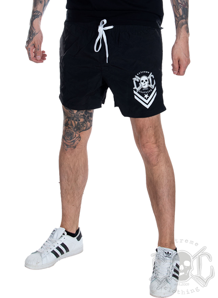 eXc Skull Swim Shorts