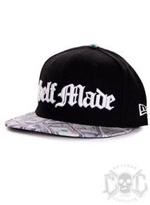 Famous Stars And Straps Self Made Ambition SnapBack