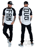 Famous Stars And Straps Alpine Men Raglan