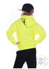 eXc Braaap Unisex Kidz Hoodie, Neon Yellow