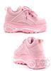 Pink Platform Shoe