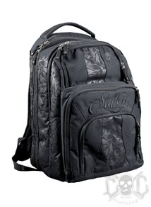 Sullen Black Paq Onyx Backpack