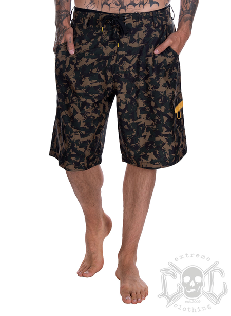 Sullen Camo Swim Shorts