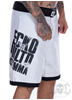 Eckö MMA Rhino Grande Shorts, Vita