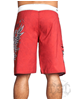 Affliction Royale Rust Boardshorts