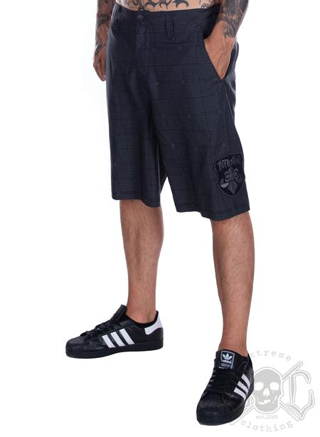 Affliction Forum Walk Shorts