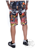Metal Mulisha D Lush Swim Shorts