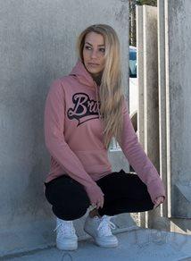 eXc Braaap Hoodie, Dusty Pink