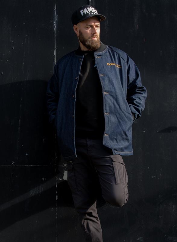 So Calif Denim Jacket