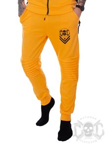 eXc Ribbon Sweatpants, Yellow
