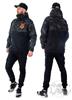 eXc Dark Camo Unisex Pullover Jacket