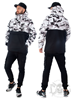 eXc SnowCamo Unisex Pullover Jacket