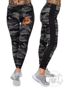 eXc Dark Camo leggings