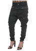 eXc Baggy Cargo Pants, Grey