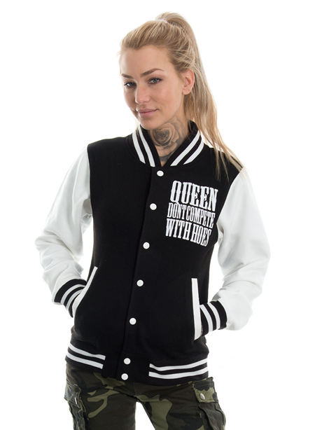 eXc Dont Compete Jacket, Black N White