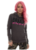 eXc Braaap All Day Every Day - Grey, Black n Pink