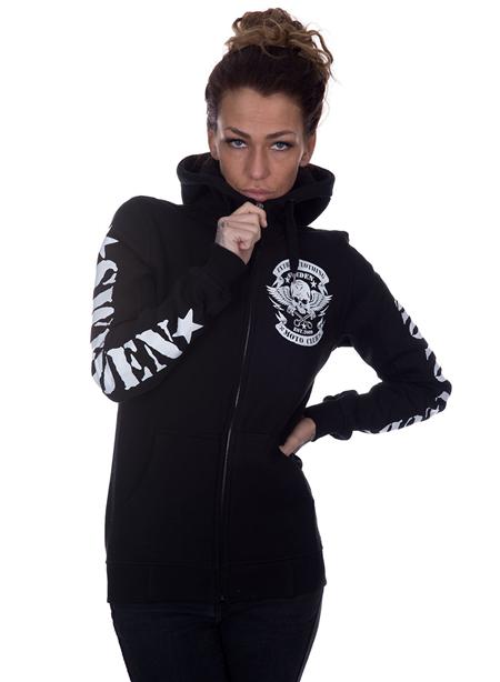 eXc Moto Club Sweden hoodie