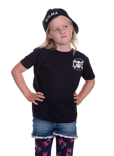 eXc Kids Your Name Tee, Svart