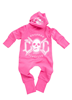 eXc E A F Baby All-in-One, Pink