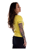 Dirty Dirty Berlin Tee, Yellow