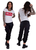 Dirty Dirty Red Women Tee, White