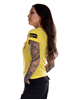 Dirty Dirty Jena Tee, Yellow