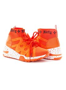 Dirty Dirty Shoes, Orange
