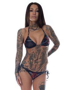 Dirty Dirty Camo Bikini