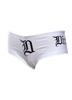 Dirty D Hotpants, White