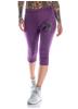 Dirty X-Rated Capri Pants, Purple