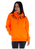 Dirty Dirty Berlin Hoodie, Neon Orange