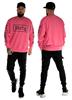 Dirty Unisex Sweatshirt, Bubblepink