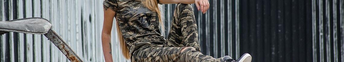 Camo kläder
