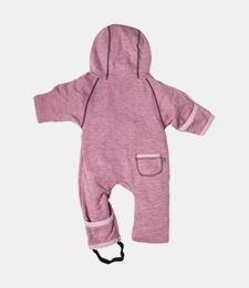 ISBJÖRN WOOLY Baby Jumpsuit