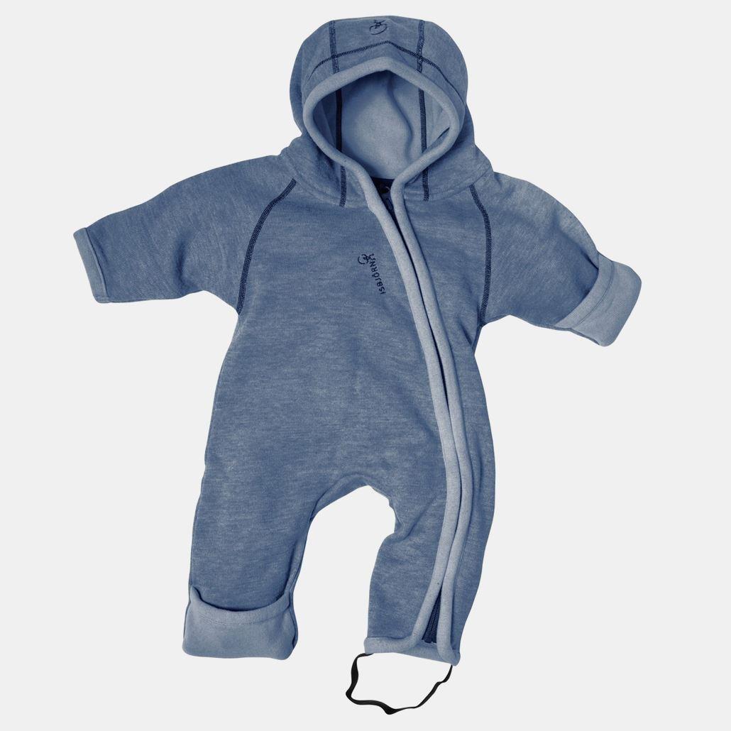 ISBJÖRN WOOLY Baby Jumpsuit