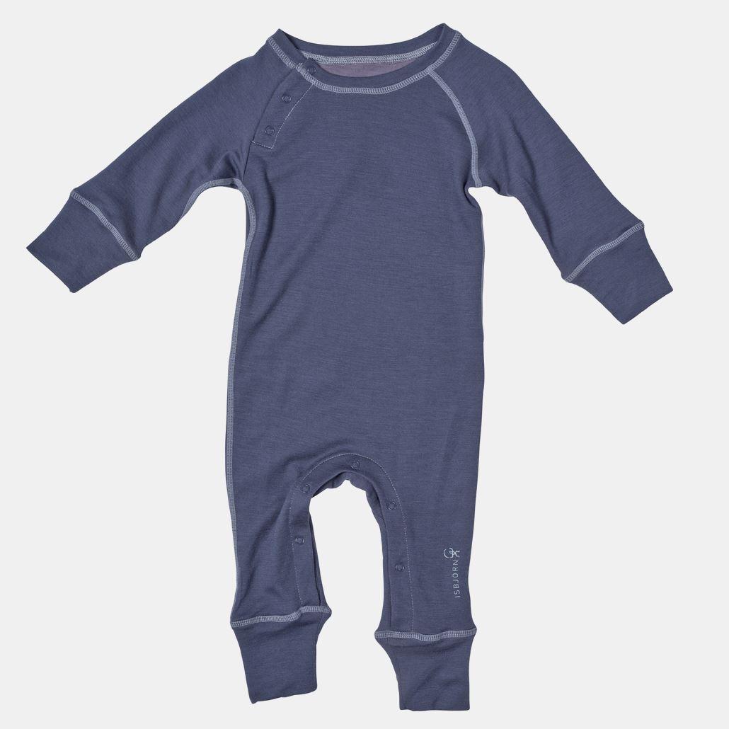 ISBJÖRN HUSKY Baselayer Baby Jumpsuit