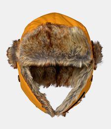 ISBJÖRN SQUIRREL Winter Fur (faux) Cap