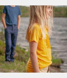 ISBJÖRN T-shirt Earth Tee Kids