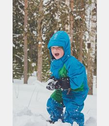 ISBJÖRN HALFPIPE Snowsuit Kids