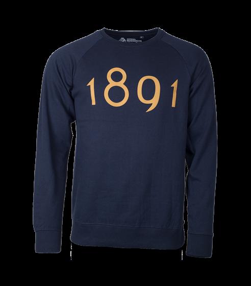 Sweatshirt marin 1891