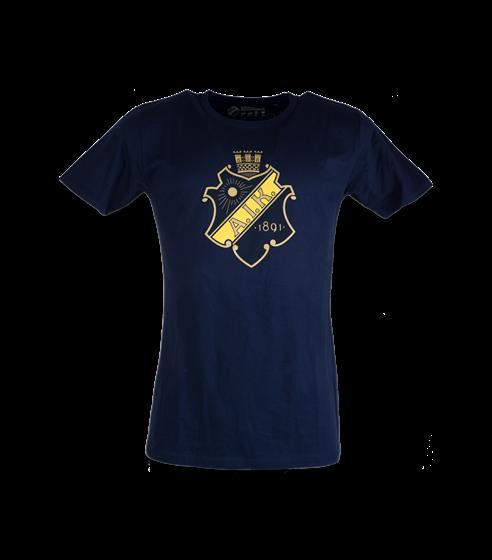 T-shirt marin sköld