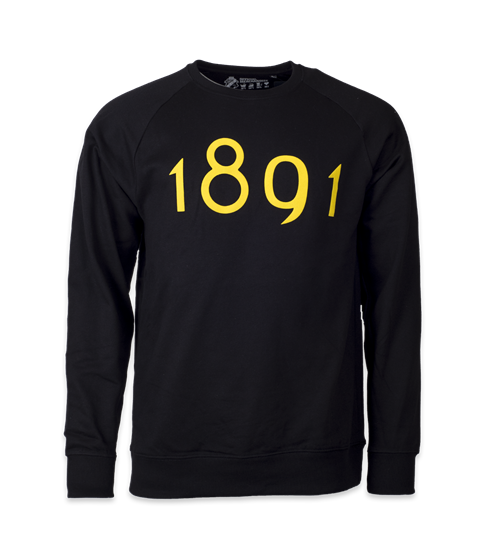 Sweatshirt svart 1891